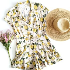 Kimchi Blue | Urban Outfitters Floral Romper New